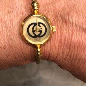 Gucci Vintage Watch—a rare find!